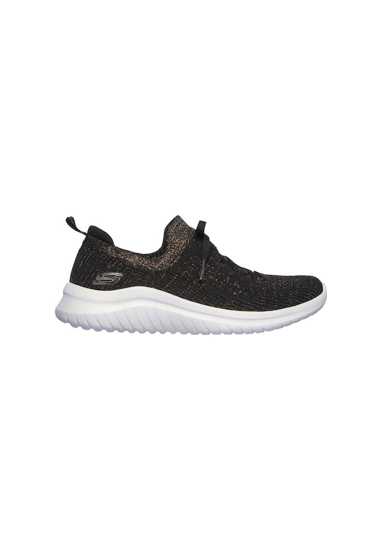 Pantofi sport cu design tricotat Ultra Flex 2.0 1