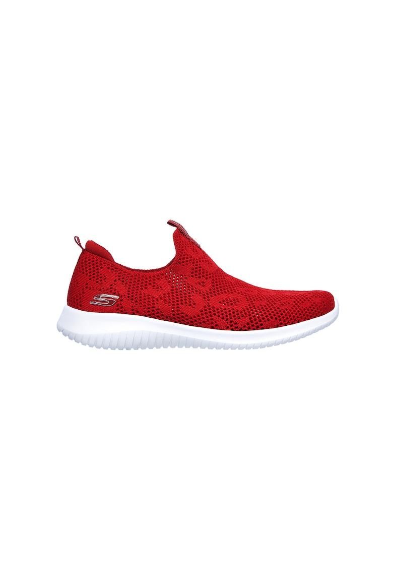 Pantofi sport slip-on de plasa Ultra Flex - Fast Talker 1