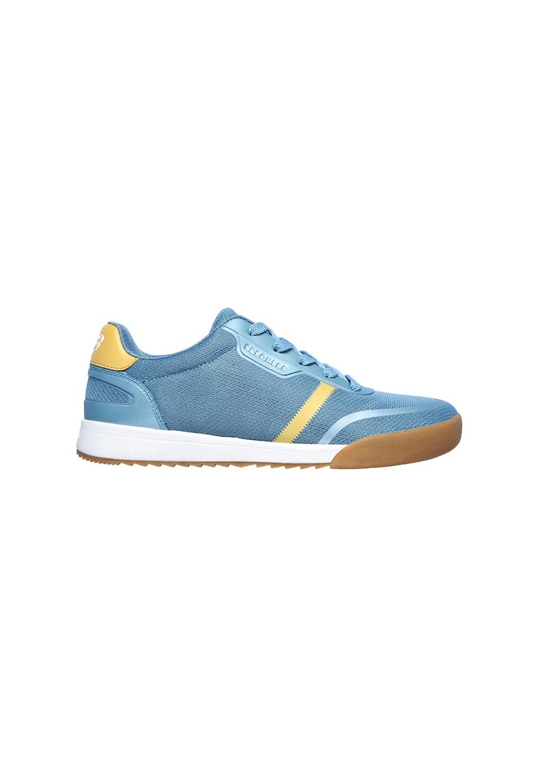 Pantofi sport cu insertii de plasa Rovina Chic 2