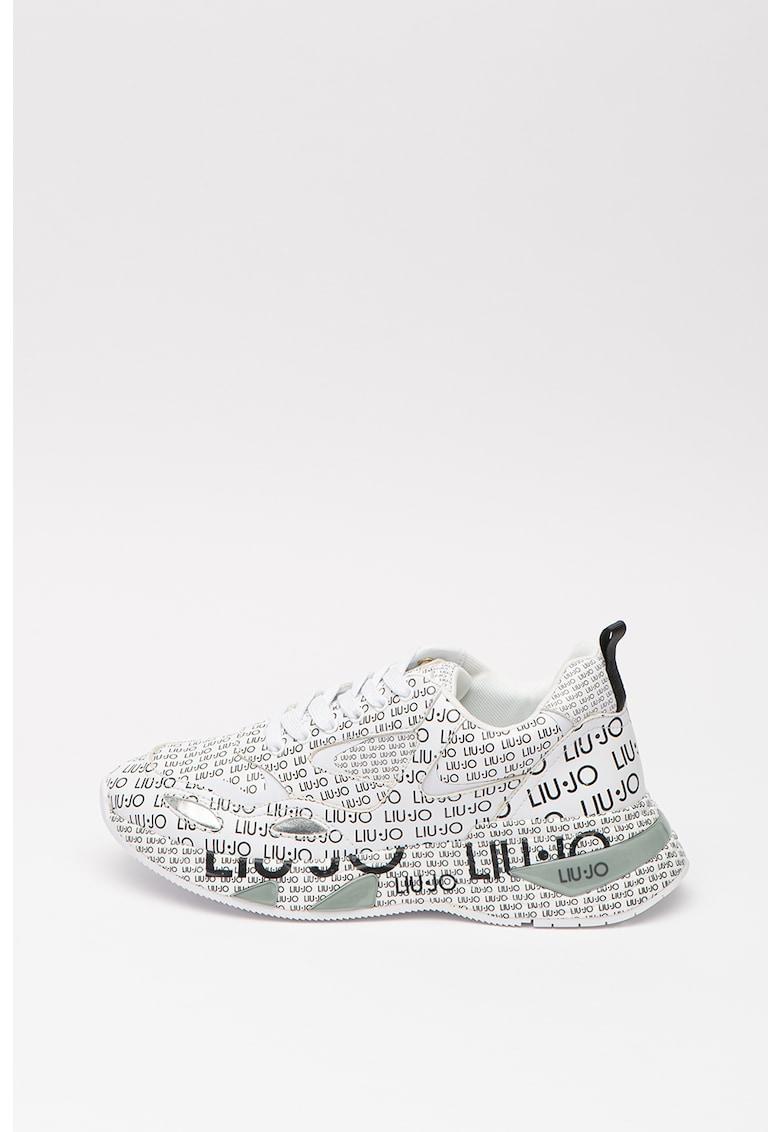 Pantofi sport cu model logo Hoa 1