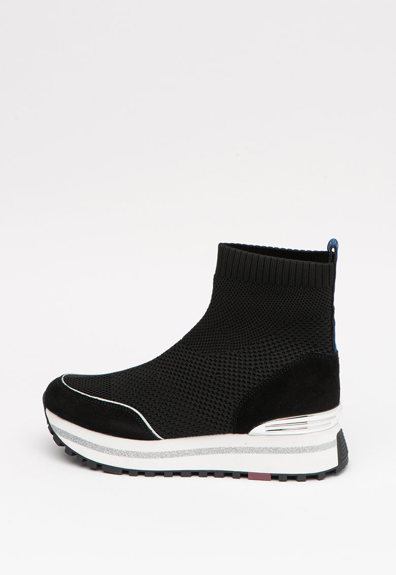 Pantofi sport slip-on cu moel tip soseta 1