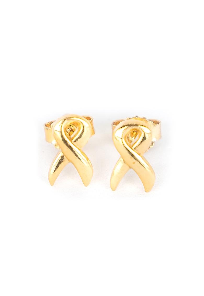 Christina Jewelry& Watches - Cercei cu tija - placati cu aur de 18K