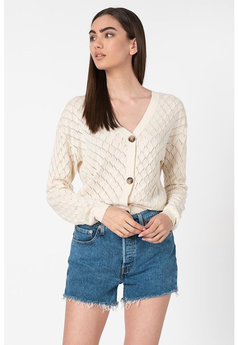 Cardigan tricotat cu nasturi Missy