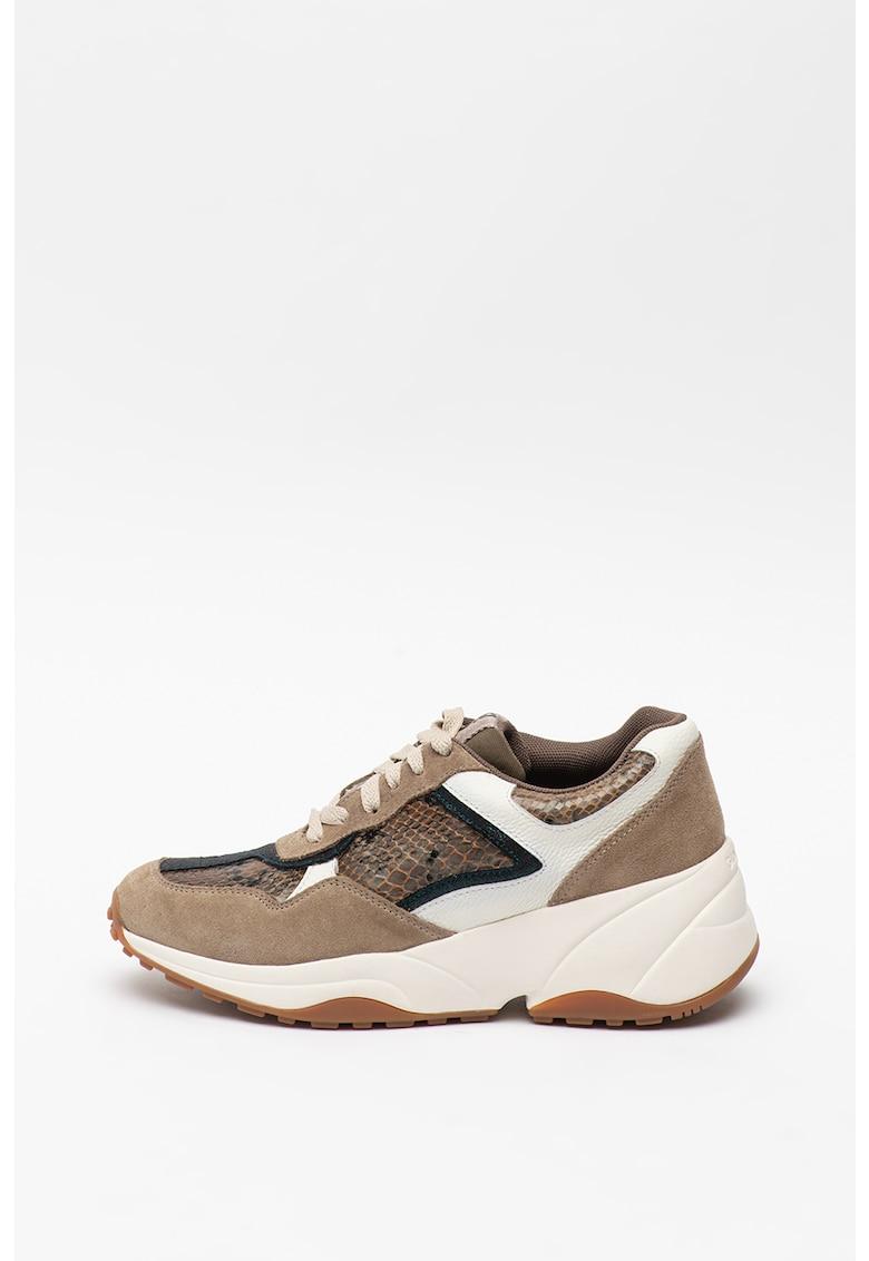Pantofi sport din piele Meleuz