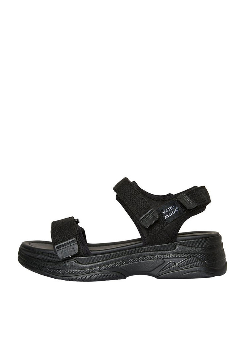 Sandale cu barete cu velcro