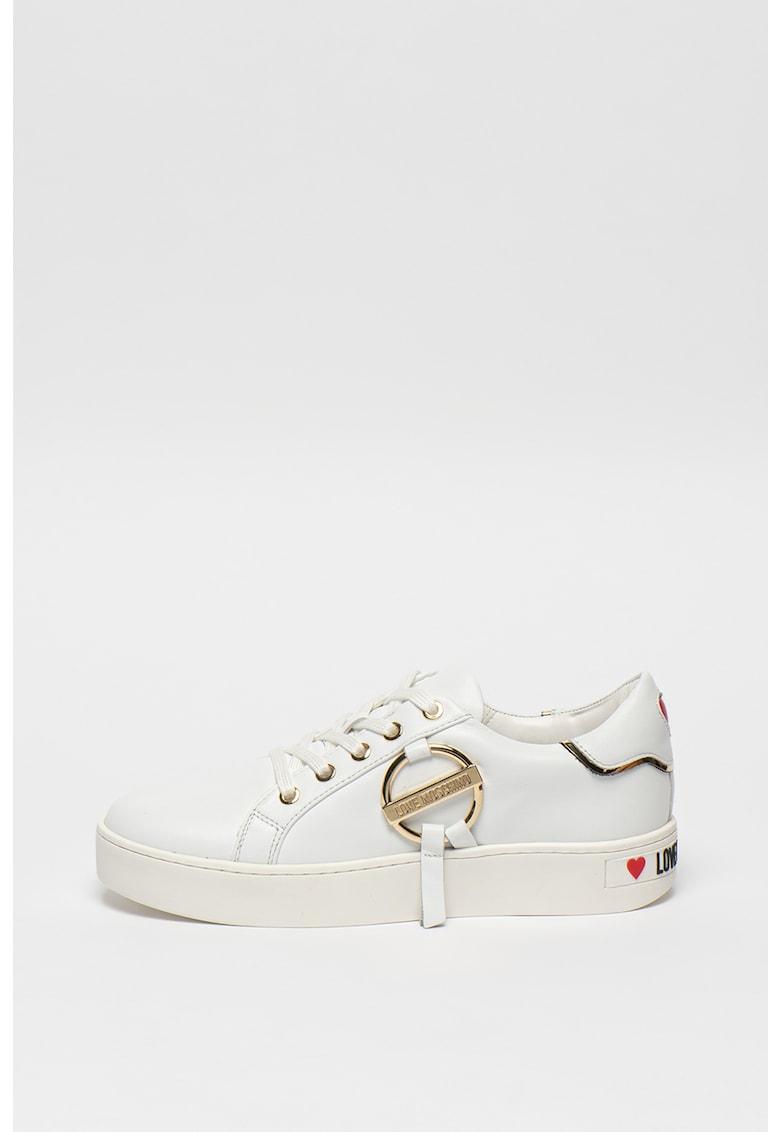 Pantofi sport din piele Cali Bold 2