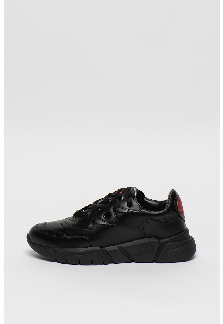 Pantofi sport din piele ecologica Cell Endura Rebound 3