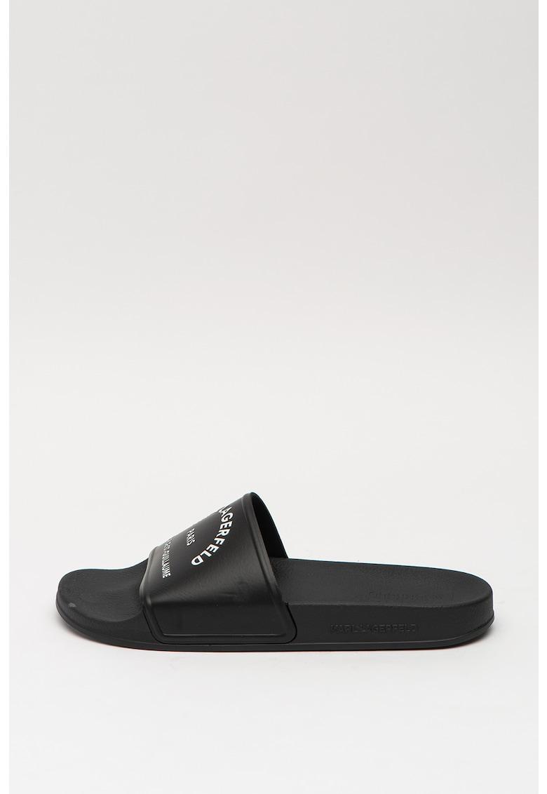 Papuci cu logo imagine fashiondays.ro 2021