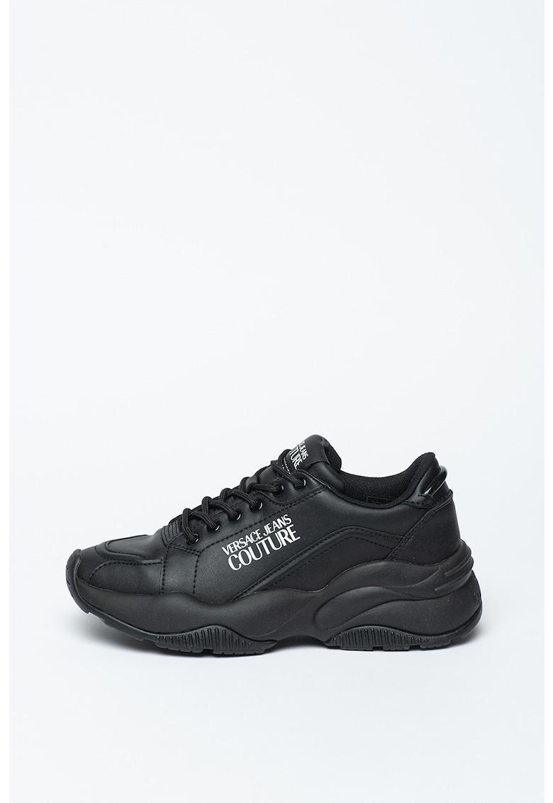 Pantofi sport din piele si piele ecologica Extreme