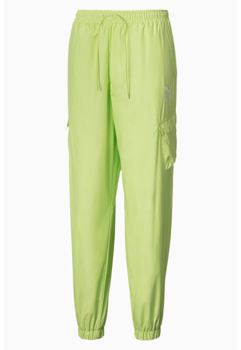 Pantaloni spor cu snururi - pentru fitness Classics Utility