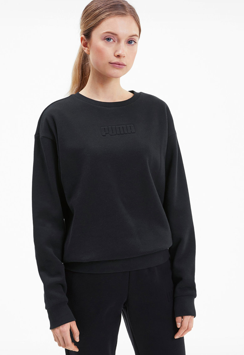 Bluza sport cu logo Modern Basics imagine