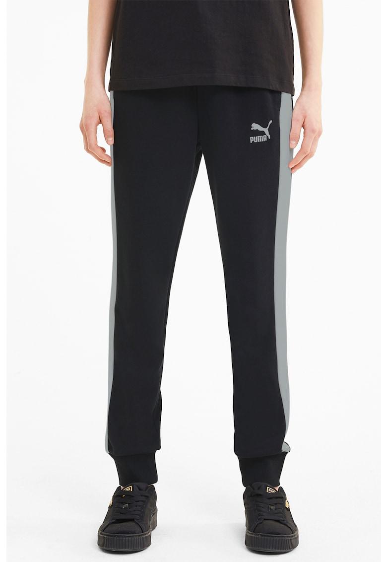 Pantaloni cu snur in talie - pentru fitness Classic Track Puma fashiondays.ro