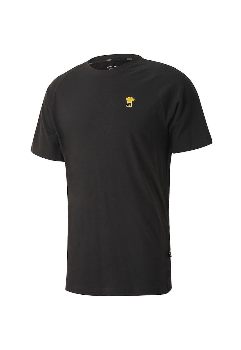 Tricou cu decolteu la baza gatului - pentru fotbal BVB