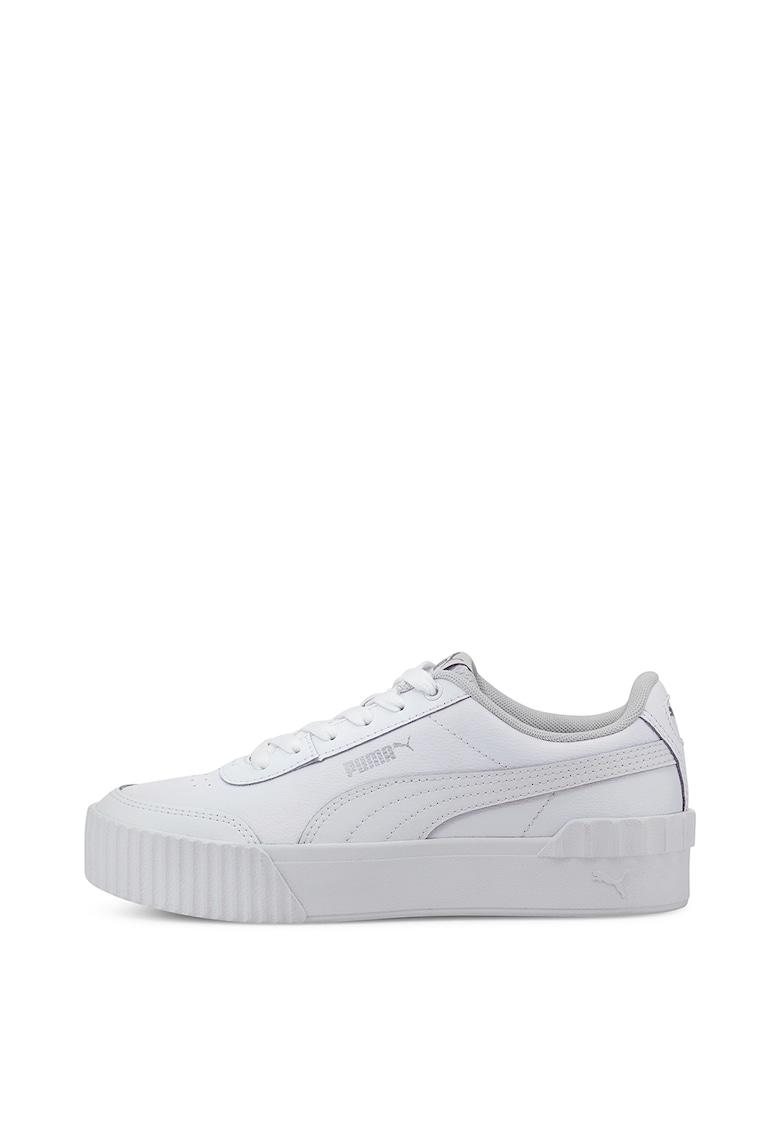 Pantofi sport tip espadrile wedge Evie 3