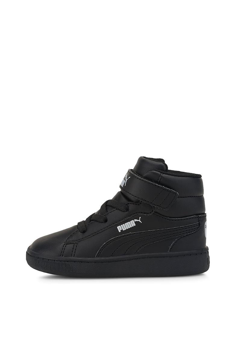 Pantofi sport mid-high de piele ecologica Vikky v2 SL V