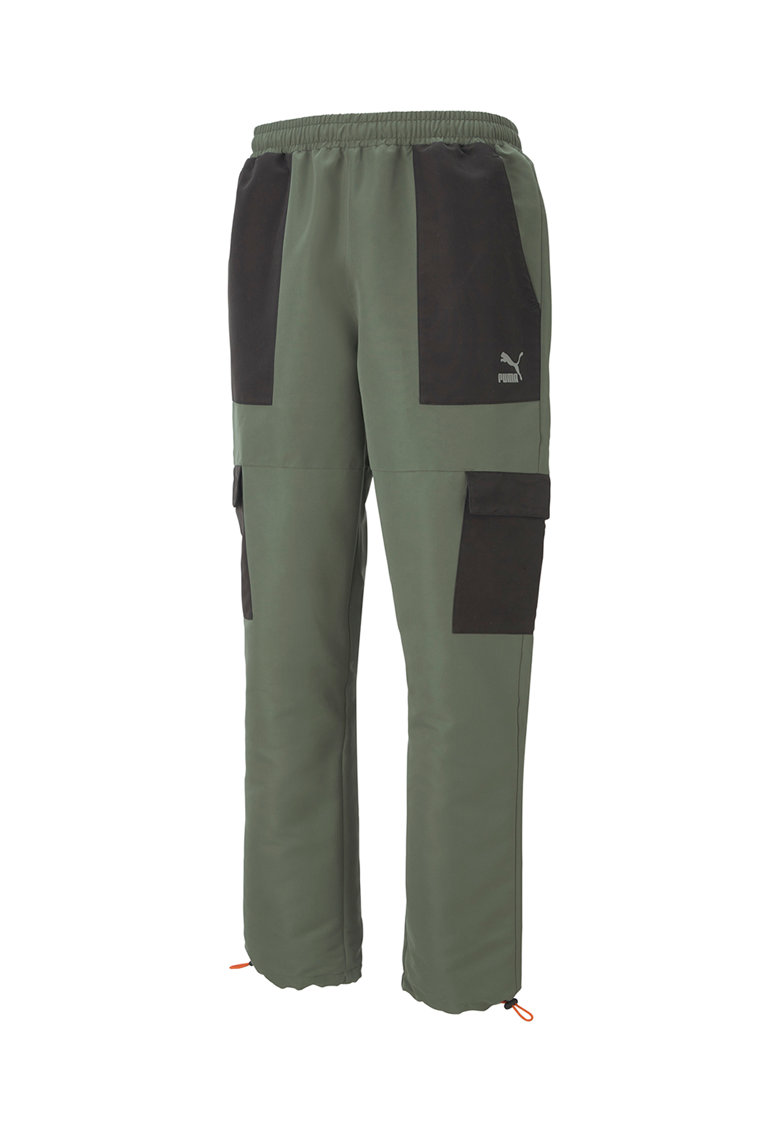 Pantaloni cargo unisex - pentru fitness Interstellar imagine
