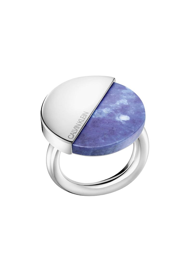 Inel decorat cu Lapis lazuli
