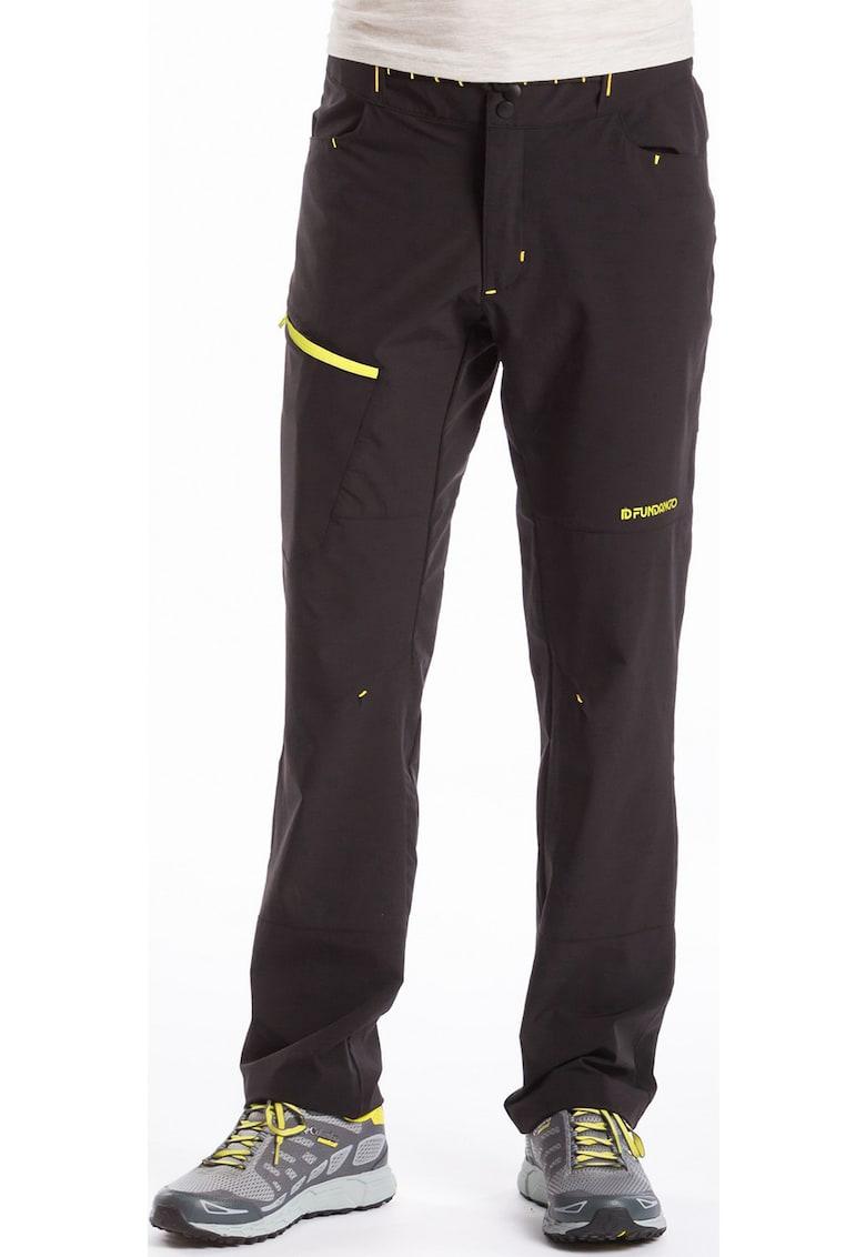 Pantaloni regular fit impermeabili - pentru drumetii Gregory imagine