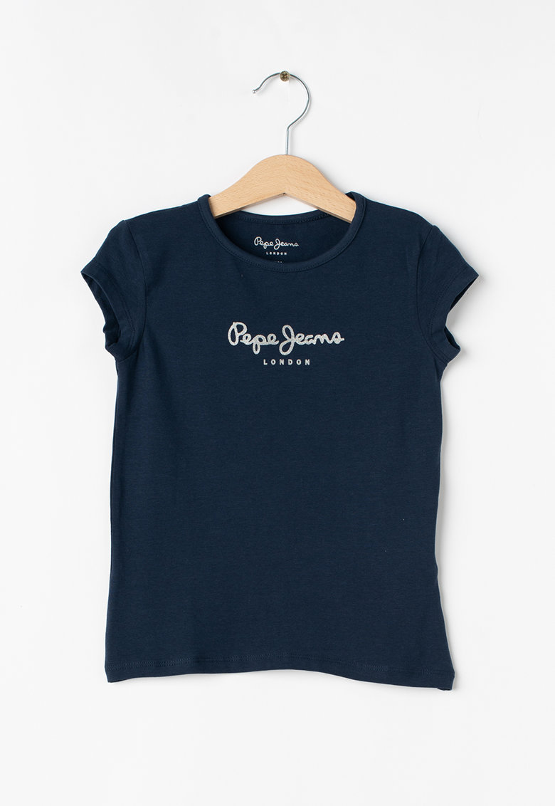 Tricou cu imprimeu logo Hana
