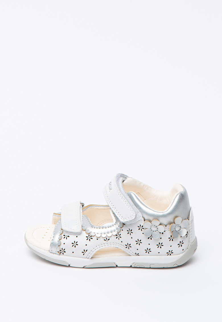 Sandale cu model floral Tapuz