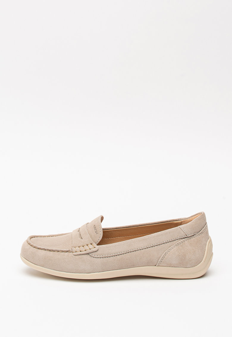 Pantofi loafer din piele intoarsa Yuki poza fashiondays