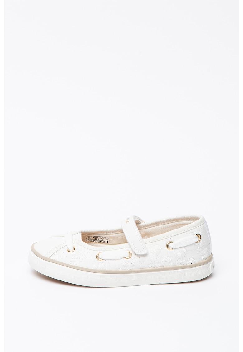 Pantofi Mary Jane din panza Kilwi
