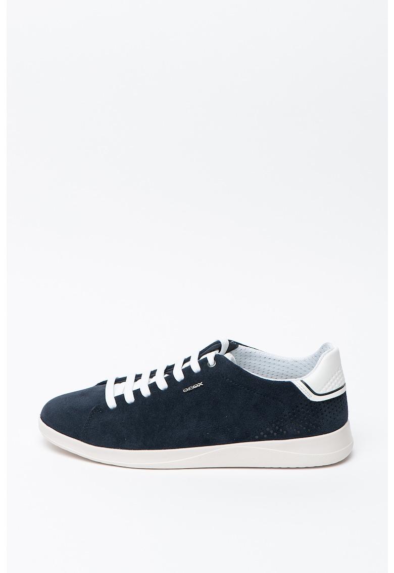 Pantofi sport din material textil si piele ecologica Erast 3