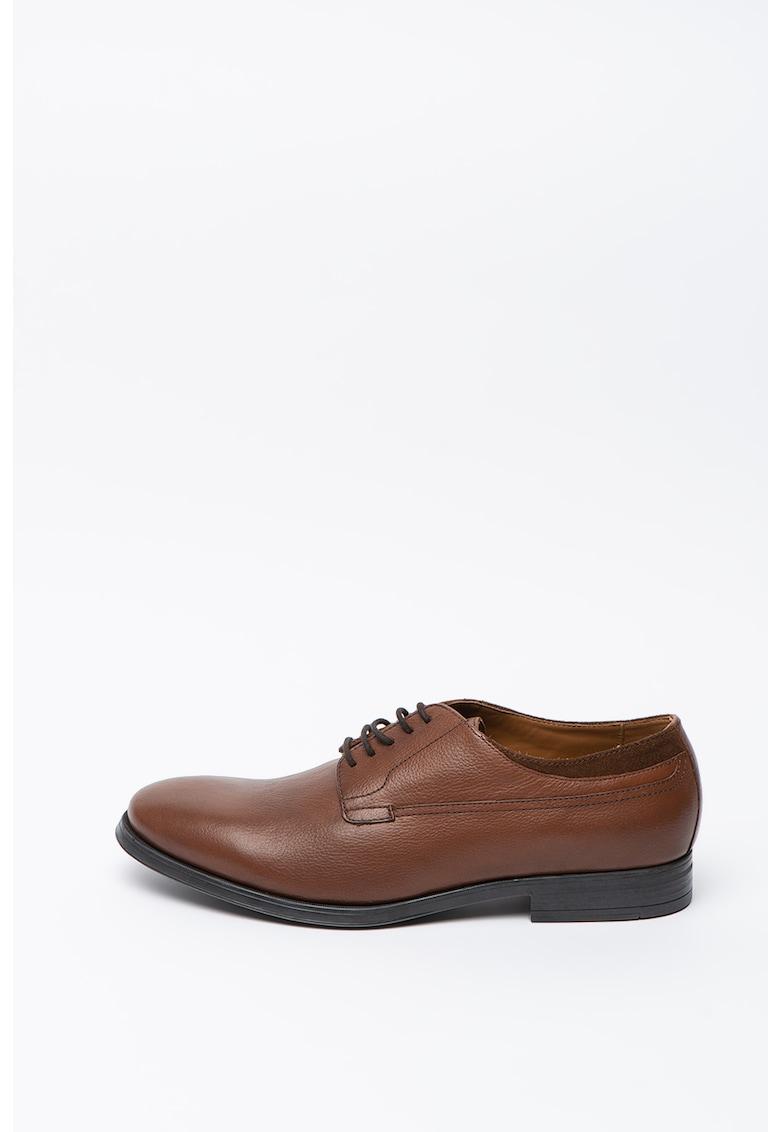 Pantofi din piele Rezzonico