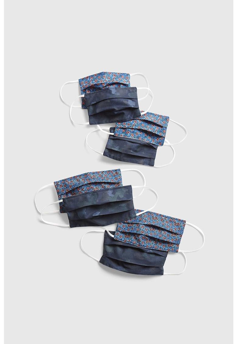Set de masti de protectie reutilizabile unisex - 8 piese