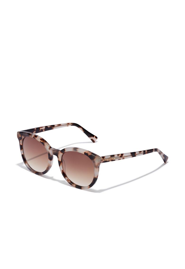 Ochelari de soare unisex Leo Resort imagine fashiondays.ro Hawkers