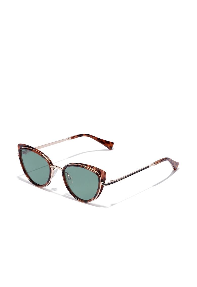 Ochelari de soare cat-eye Carey imagine fashiondays.ro Hawkers