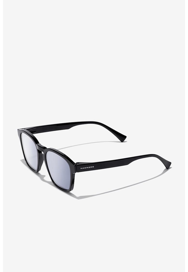 Ochelari de soare patrati unisex Classy imagine fashiondays.ro Hawkers