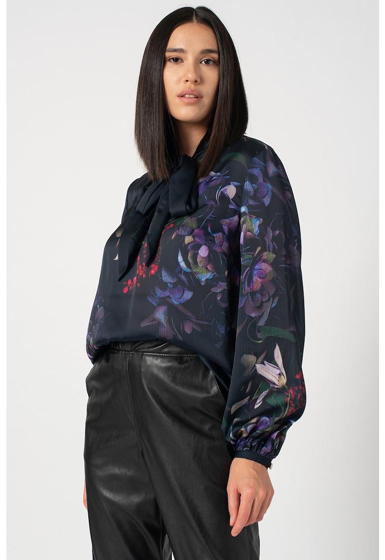 Bluza cu imprimeu floral Kalinna imagine