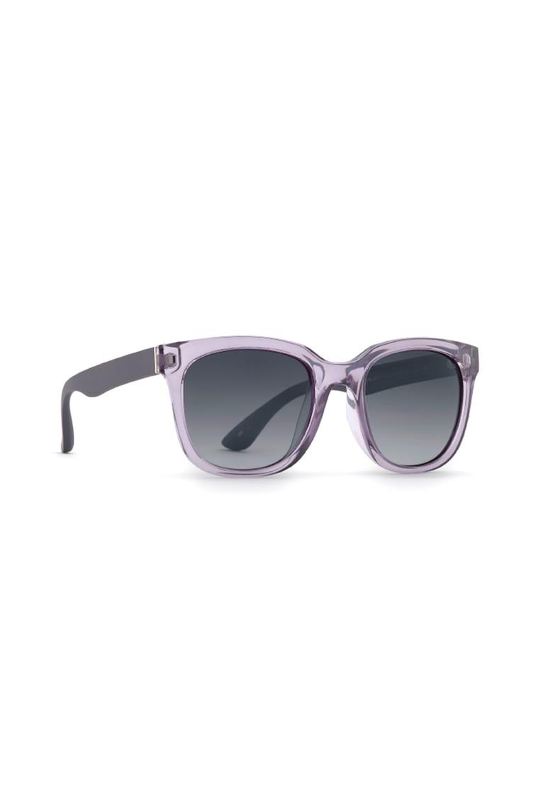 Ochelari de soare dreptunghiulari - polarizati - cu lentile in degrade imagine