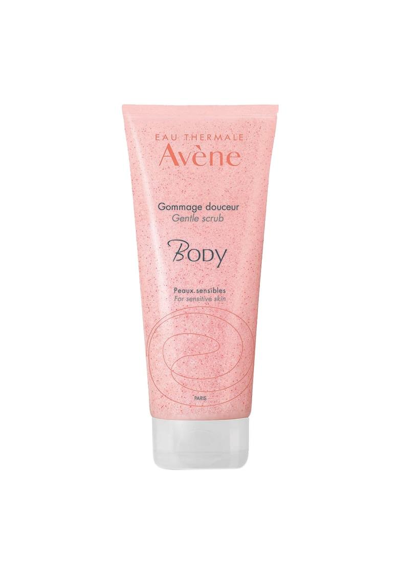 Scrub de corp Body pentru piele sensibila - 200 ml imagine fashiondays.ro