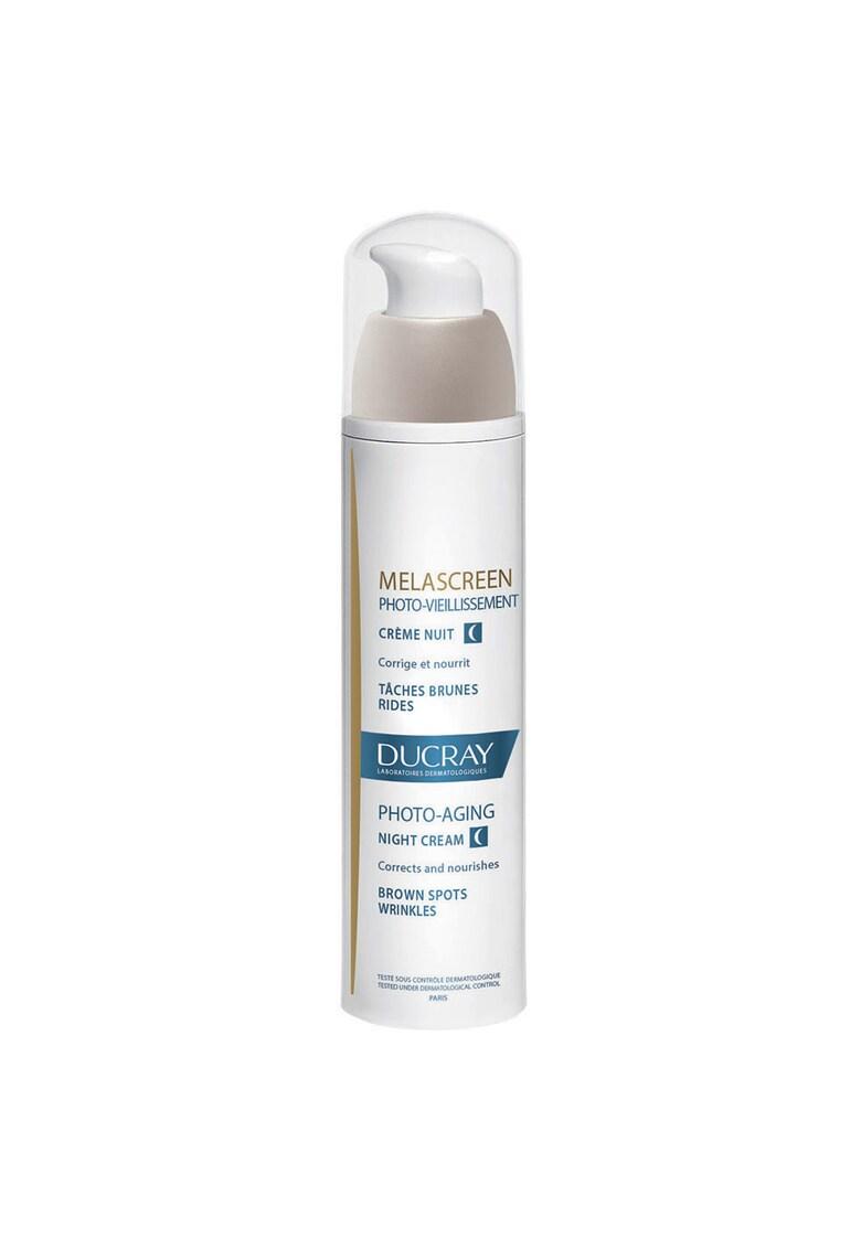 Crema antirid de noapte Melascreen pentru ten cu pete pigmentare - 50 ml poza fashiondays