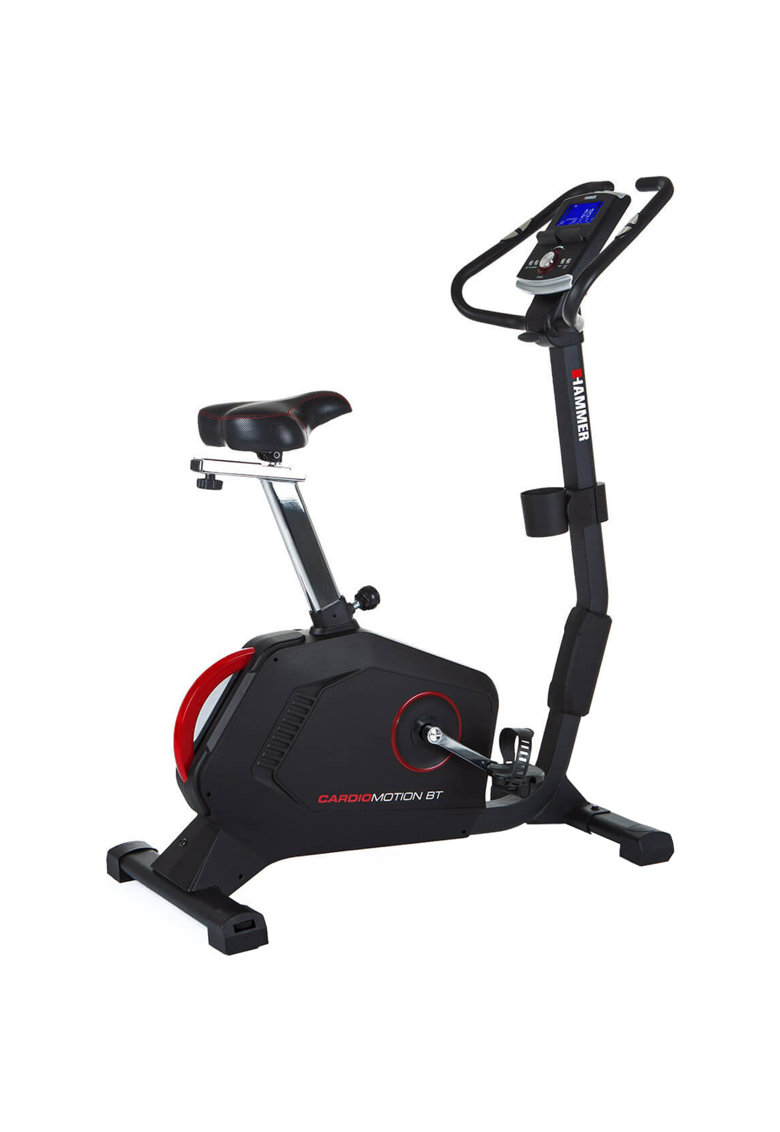 Bicicleta fitness magnetica Cardio Motion BT - ergometru - volanta 8kg - greutate maxima utilizator 130kg