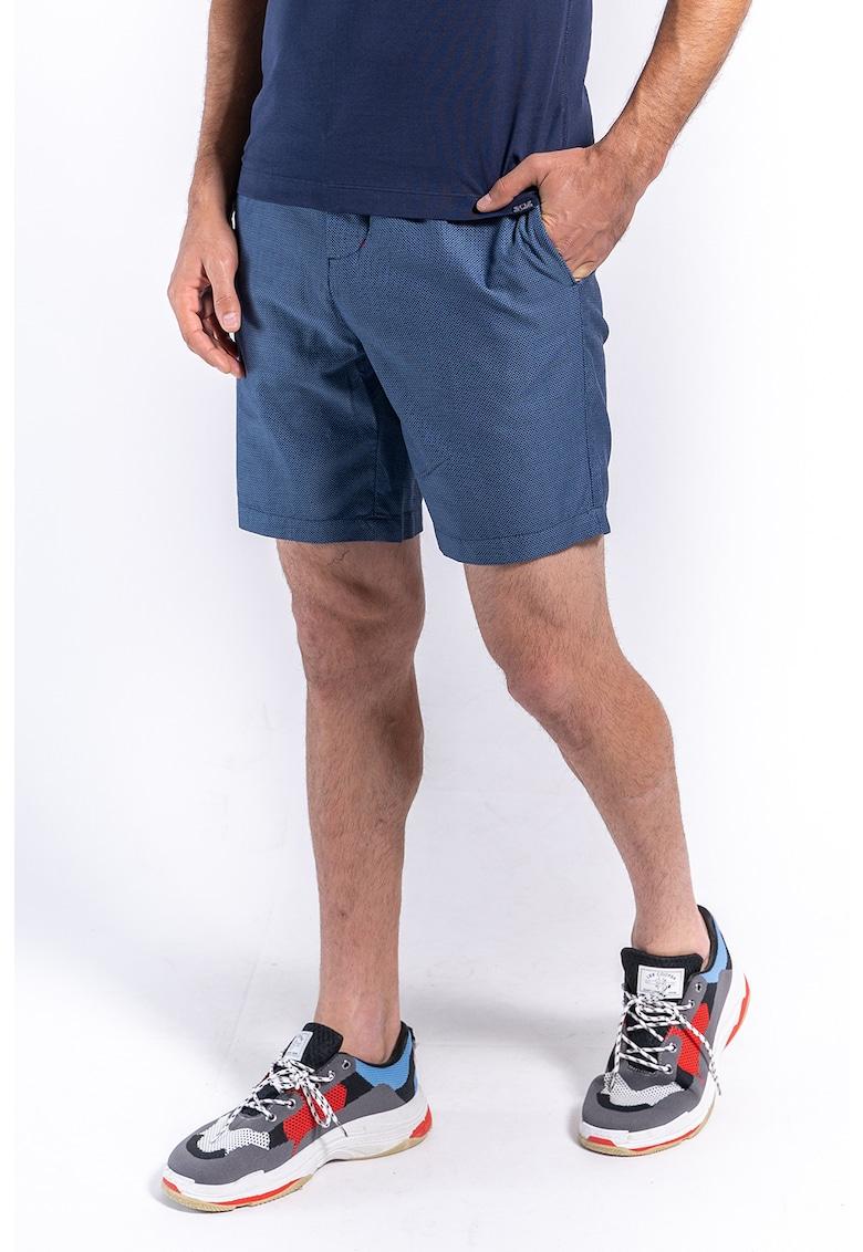 Lee Cooper Pantaloni chino scurti cu bucle pentru curea