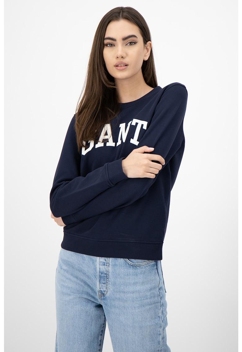 Bluza sport cu model logo