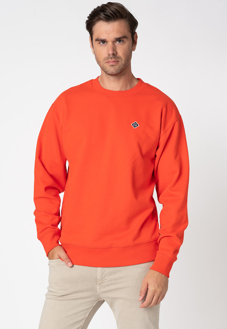 Bluza sport cu logo brodat