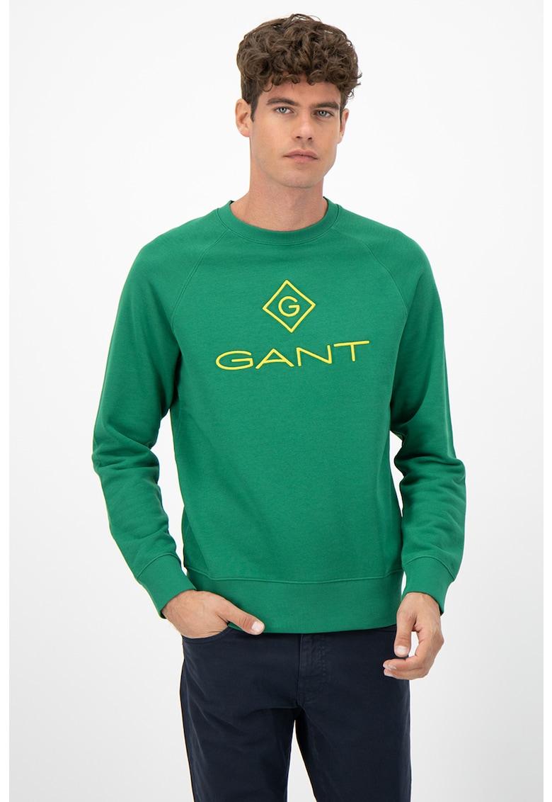 Bluza sport cu logo brodat imagine