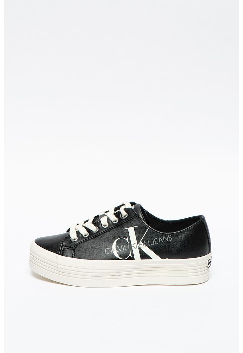 Pantofi sport flatform Zesley