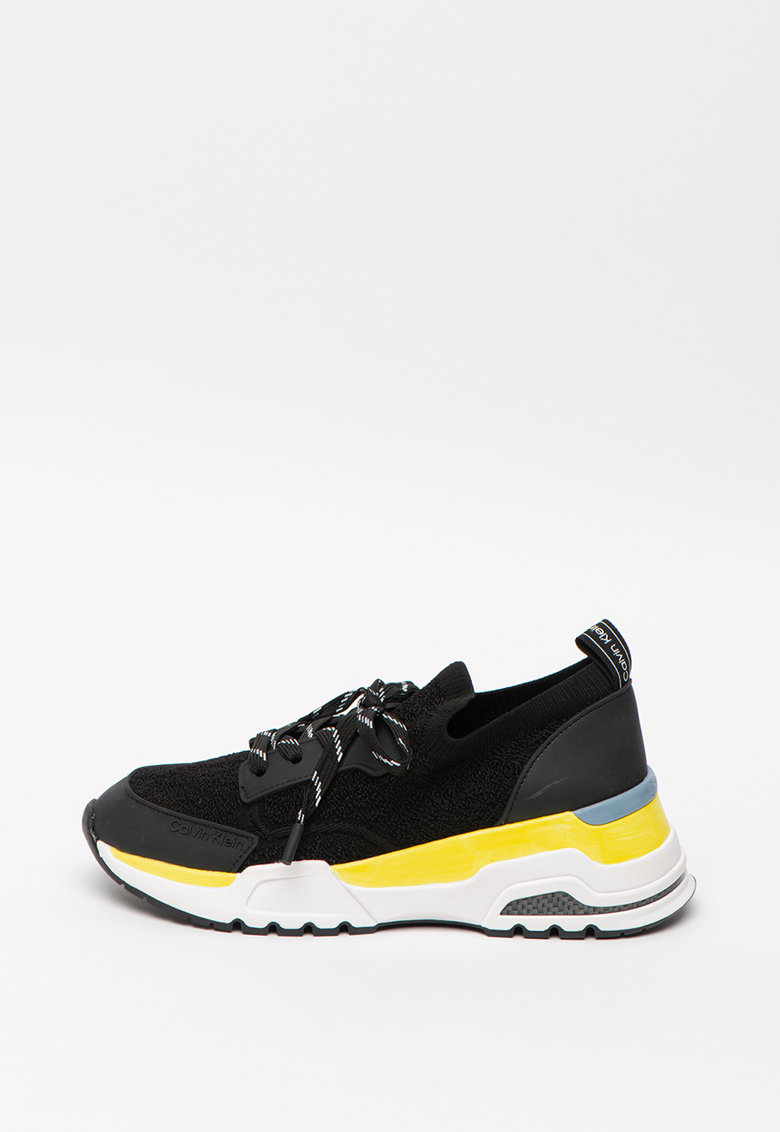 Pantofi sport cu model slip-on Hensley 1
