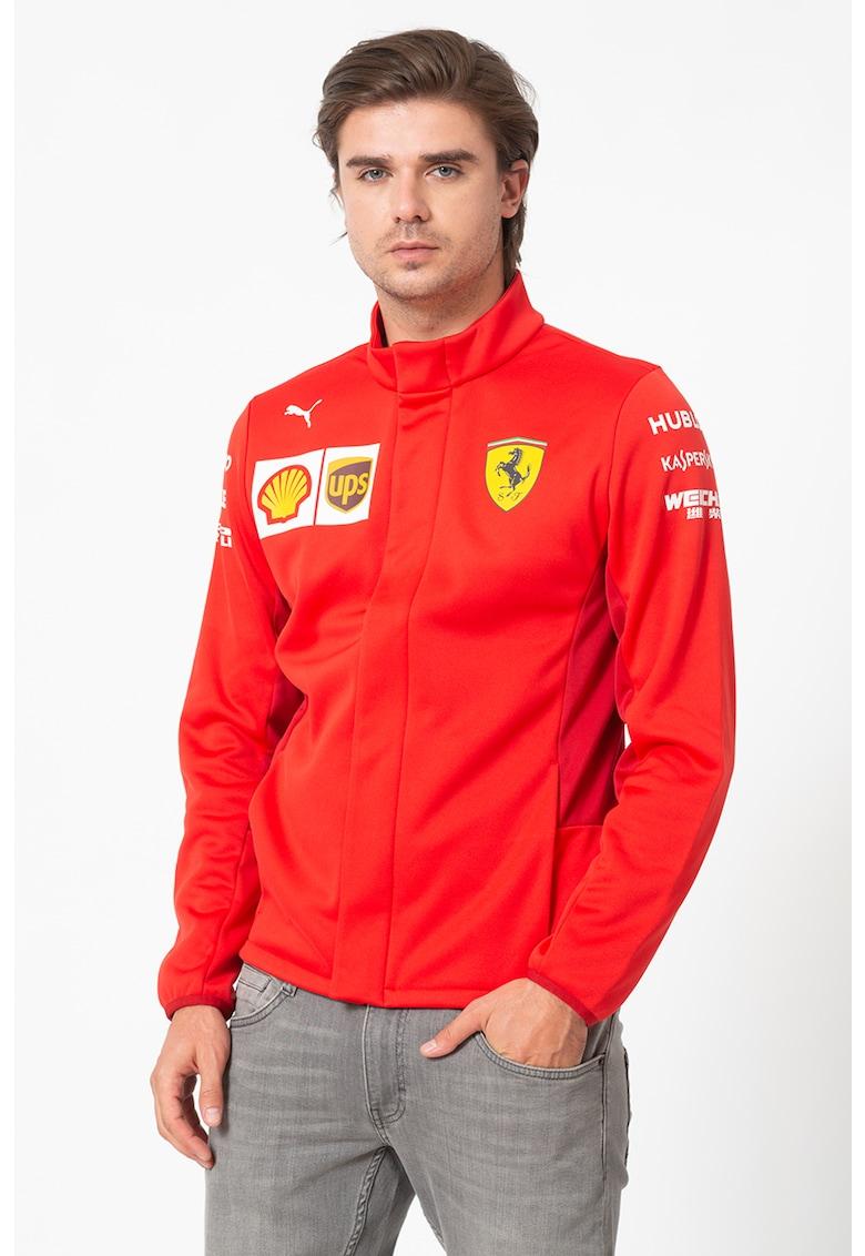 Jacheta softshell Scuderia Ferrari