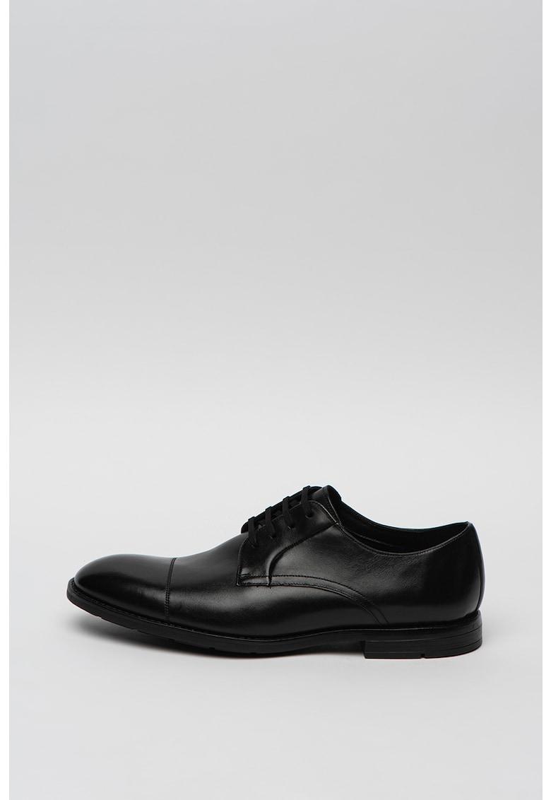 Pantofi Brogue de piele Ronnie