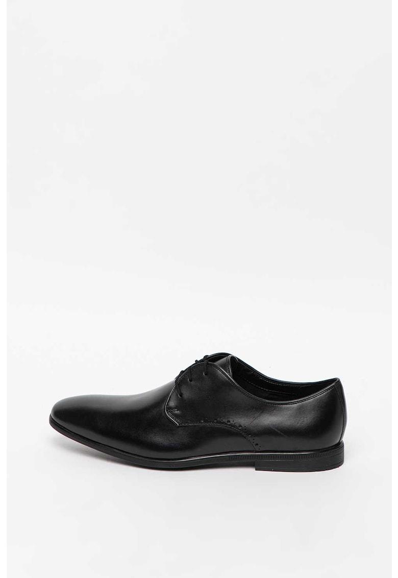 Pantofi brogue de piele Bampton