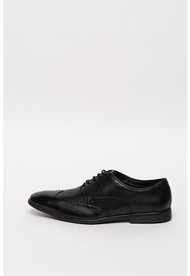 Pantofi Oxford din piele Bampton Rhodes