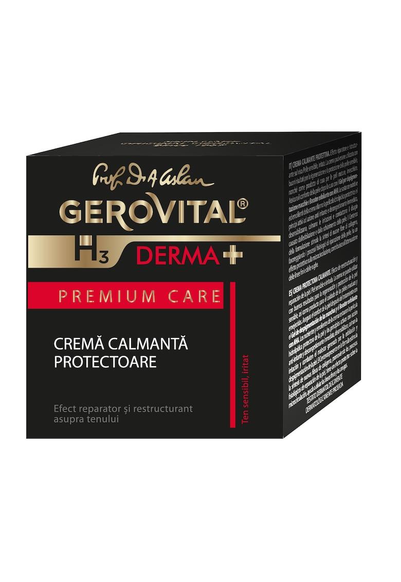 Crema calmanta protectoare  H3 Derma+ Premium Care - 50 ml de la Gerovital
