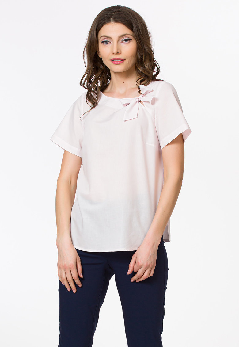Bluza cu maneci scurte poza fashiondays