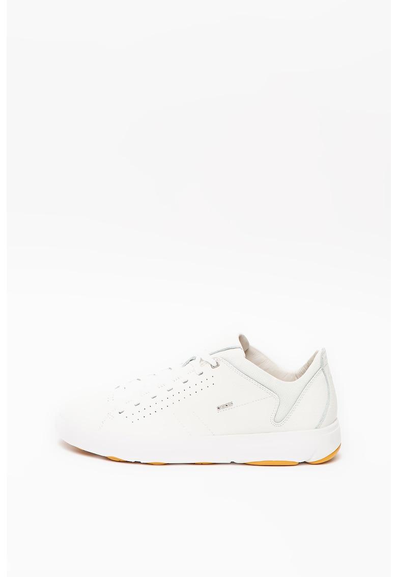 Pantofi sport de piele cu perforatii Nebula Y